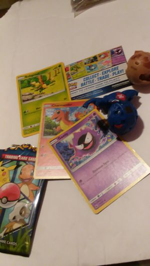 POKEMON COLLECTIBLE GAME LOT for Sale in Wilmington, DE