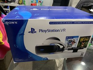 PlayStation VR no games for Sale in Wood Dale, IL