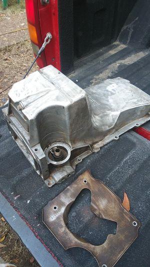 Chevy LS 6.0 oil pan for Sale in Fort Smith, AR