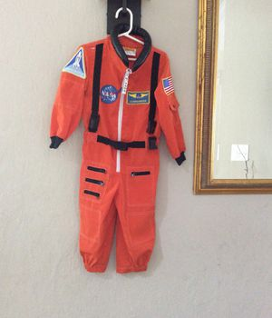 Child dress up ,Halloween NASA Space Suit age 2/3 years for Sale in Boca Raton, FL