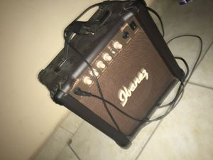 Ibanez acoustic guitar amp for Sale in Laveen Village, AZ