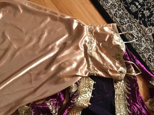 Turkish dress perfect for wedding tow pieces for Sale in Oak Lawn, IL