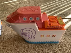 Polly Pocket Foldable Yacht for Sale in Mentor, OH