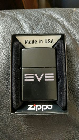 """Collectible Zippo """"EVE"""" Lighter. for Sale in Rancho Cucamonga, CA"""