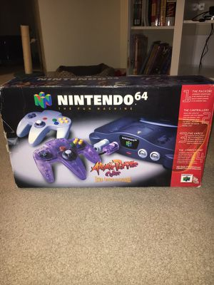 Nintendo 64 Bundle - Complete in Box! for Sale in Pittsburgh, PA
