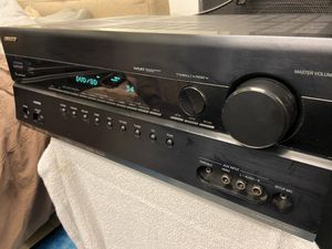 Onkyo TX-SR 607 7.2 channel HDMI satellite radio ready DTS HD Dolby Digital. for Sale in Los Angeles, CA