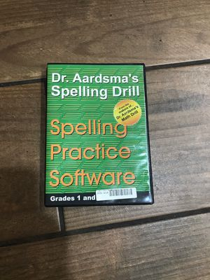 Spelling drill software for Sale in Antioch, CA
