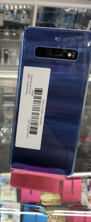 Samsung Galaxy S10 Plus 128GB for Sale in Silver Spring, MD