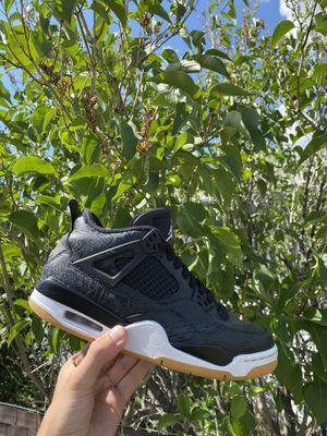 Air Jordan 4 Retro SE size 7y for Sale in Butte, MT