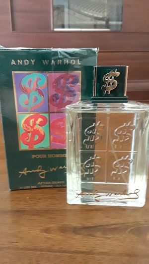 Andy Warhol After Shave Spray 3.4 oz for Sale in Evansville, IN