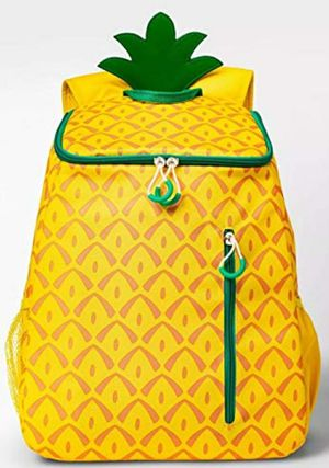 20 Can Backpack Cooler Pineapple Beach Theme for Sale in Worth, IL