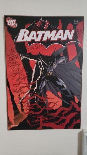 Batman frame for Sale in Santa Clarita, CA