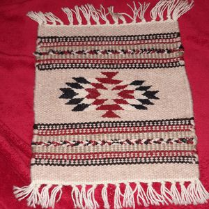 El Paso Decorative Mini Saddle Blanket for Sale in Medford, OR
