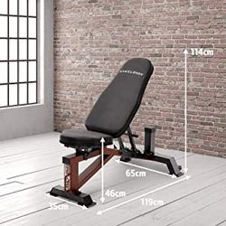FLAT INCLINE DECLINE UTILITY BENCH- BRAND NEW IN BOX for Sale in Corona,  CA
