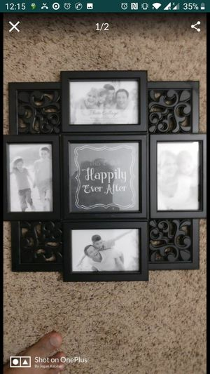 Photo frame collage for Sale in Minneapolis, MN