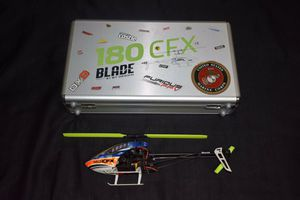 Blade 180 CFX (OG) with hard case. Must See, won't last on eBay this Sun. Save w/no shipping or bidding. for Sale in Gulfport, MS