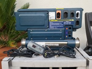 Aeware hot tub/spa controller for Sale in HUNTINGTN BCH, CA