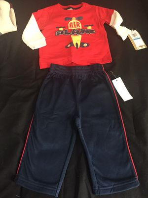 New with tag baby clothes $5 each set for Sale in Medford, MA