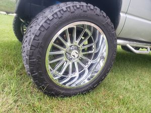 Rims and tires for Sale in Gadsden, SC