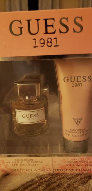 Guess perfume sets for Sale in Malden, MA