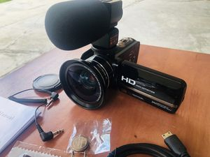 HD camcorder 1080P for Sale in Carson, CA