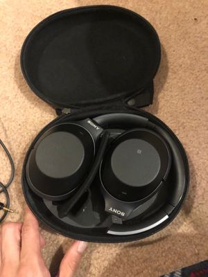 SONY WH1000x M2 for Sale in San Jose, CA