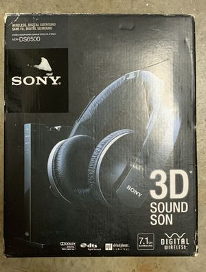 Sony Wireless Headphones for Sale in Hayward, CA