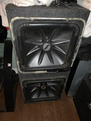 "Kicker 15"" l7 for Sale in Pittsburg, CA"