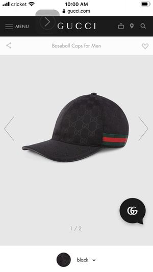 GUCCY HAT💯 for Sale in Landover, MD