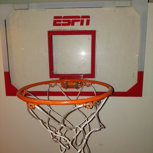 ESPN Door Basketball Hoop 🏀 for Sale in Bakersfield, CA