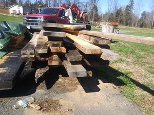 About 50 pieces of old 2x6 wood for Sale in Winston-Salem, NC