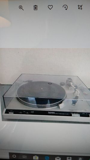 Technics turntable for Sale in North Bend, OH