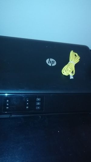 HP Envy 4502 printer scanner copier photo machine with ink. for Sale in Aurora, CO