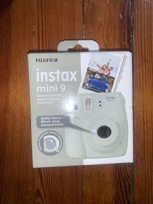 Fuji Film Instax Mini 9 for Sale in Boston, MA