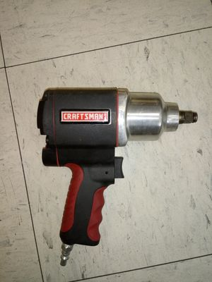 Craftsman impact air gun for Sale in New Britain, CT