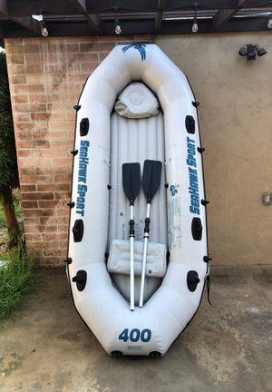 Seahawk sport inflatable boat!!!! for Sale in La Mesa, CA