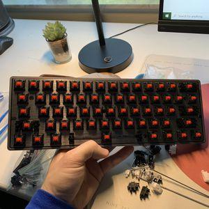 GK61 Aluminum Hotswap Keyboard for Sale in Pinellas Park, FL