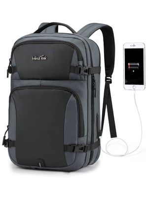 Business Laptop Backpack 15.6 Inch with USB Charging Port for Women and Men Travel School Bag for Sale in Norco, CA