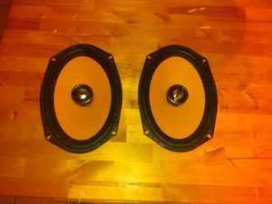 JL Audio car speakers (Message for video of sound.) (Mande mensaje para video de sonido) for Sale in Stickney, IL