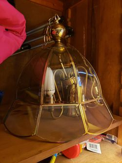 Chandelier hanging lamp for Sale in Keizer,  OR