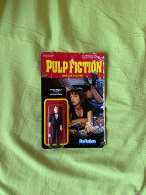 "Pulp Fiction ""The Wolf"" Action Figure for Sale in Spring Valley, CA"