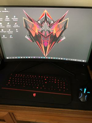 $400 budget gaming PC (comes w/ keyboard and mouse) for Sale in Kissimmee, FL