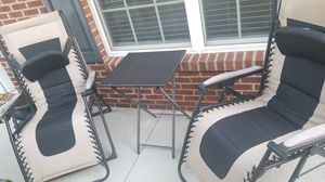 Patio glider set for Sale in Knightdale, NC