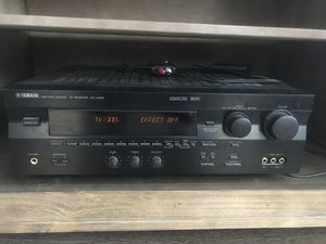 Yamaha receiver, bose speakers, Bluetooth connector, tv connector for Sale in Atlanta, GA