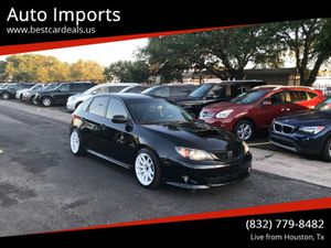 2008 Subaru Impreza Wagon for Sale in Houston, TX