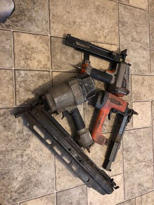 Nail guns for Sale in Fort Worth, TX