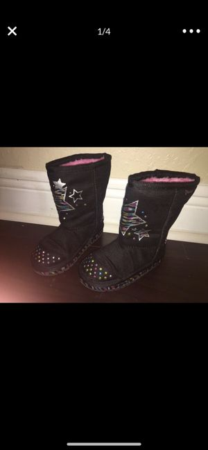 Size 9 girl boots for Sale in West Palm Beach, FL