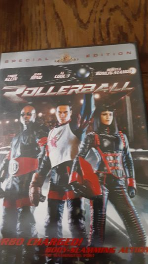 Rollerball dvd for Sale in Grand Saline, TX