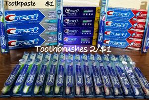 Toothbrushes & Toothpaste for Sale in Fort Myers, FL