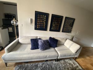Beautiful West Elm Couch for Sale in New York, NY